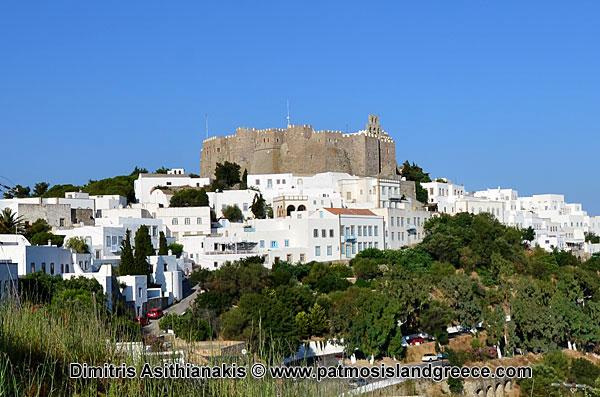 Patmos Island History